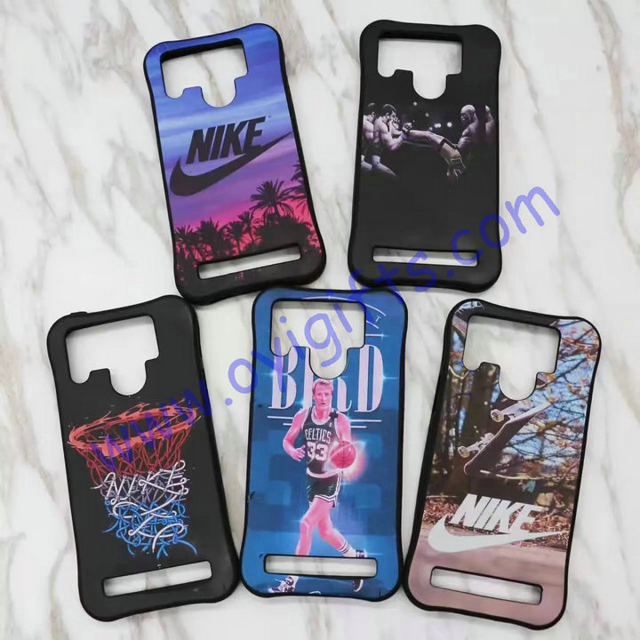 Multifunctional print Silicone Phone covers cases