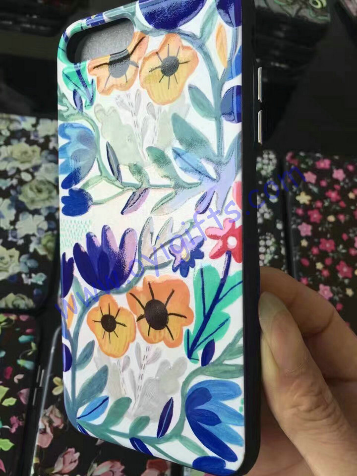 New dispensing handle flowers Phone covers cases