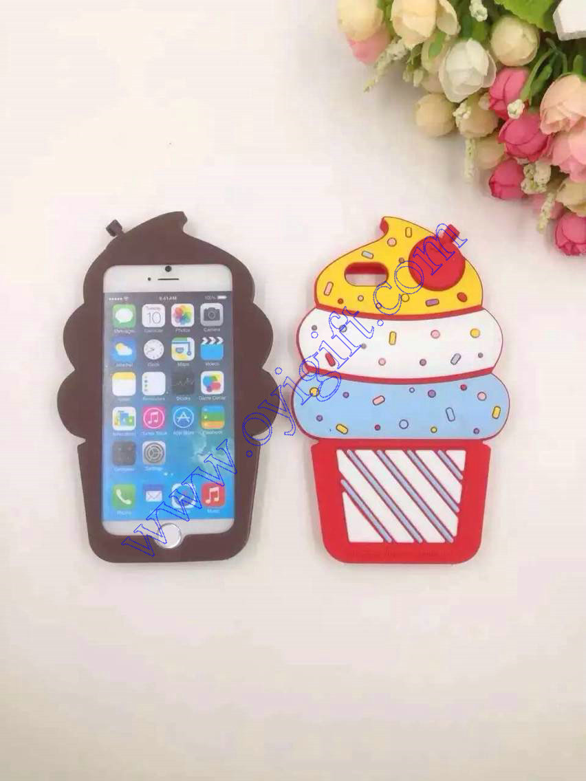 IceCream cone custom design Phone case covers