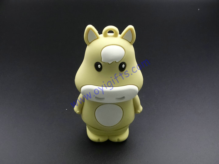 Cute cartoon Portable Phone USB charger Power Bank