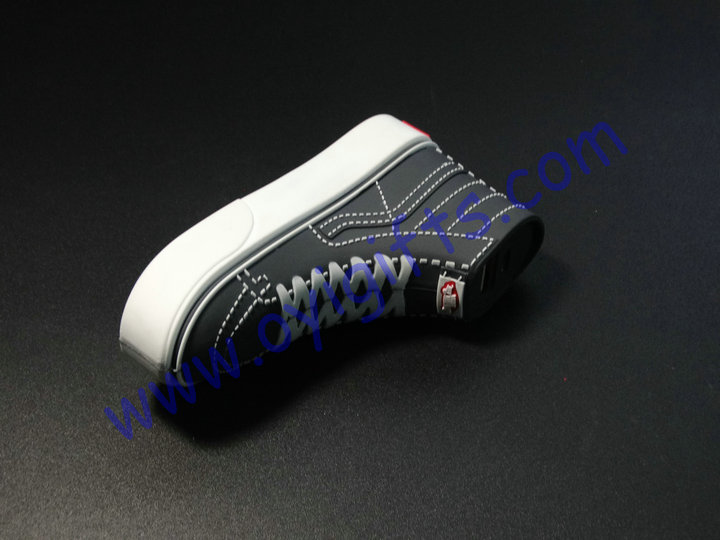 Sport Shoes Portable Phone USB charger Power Bank